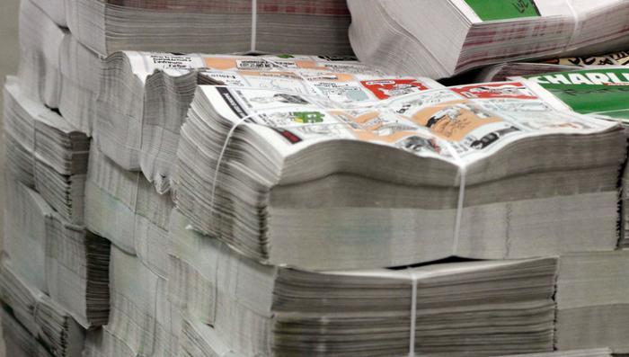 Провокатор «Шарли эбдо» временно прекращает выпуск новых номеров