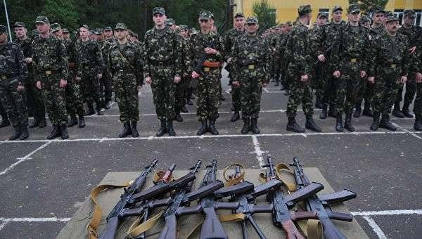 Нынешняя украинская армия - это полный провал Генштаба