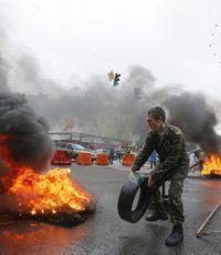 Киевское эхо карательной АТО