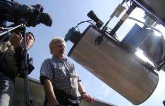 Телескоп «Мастер» зафиксировал взрыв звезды