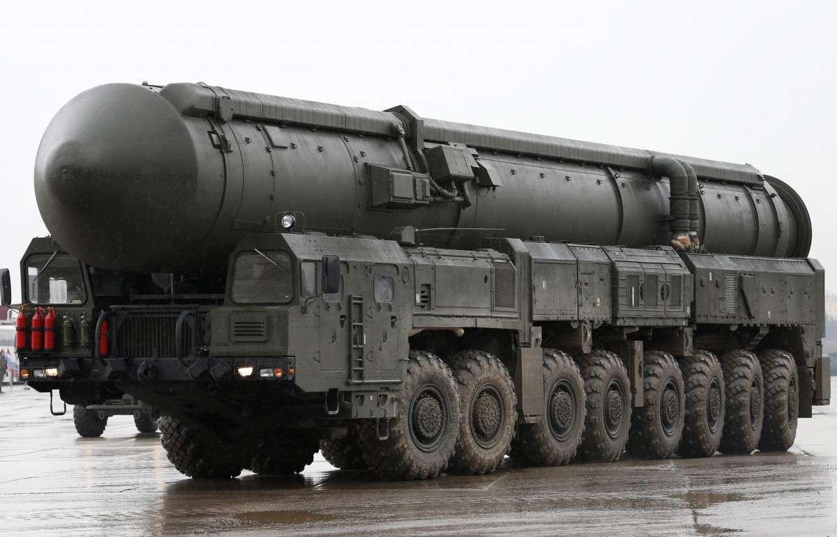 МБР «Тополь», «Тополь-М» и «Ярс» вышли на боевое патрулирование в шести регионах России