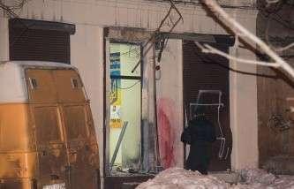 В Одессе произошел взрыв рядом с отделением