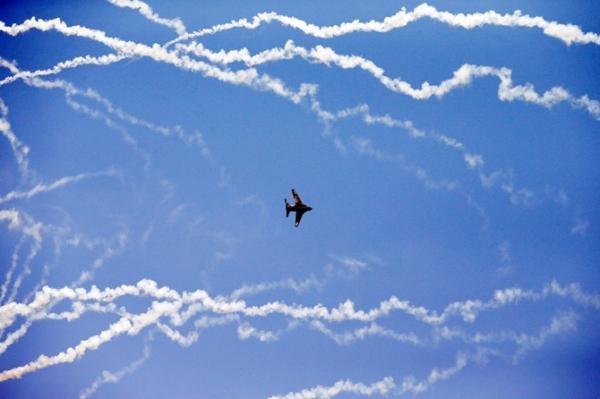 Германия напряглась из-за возможной блокировки Россией полетов в своём небе