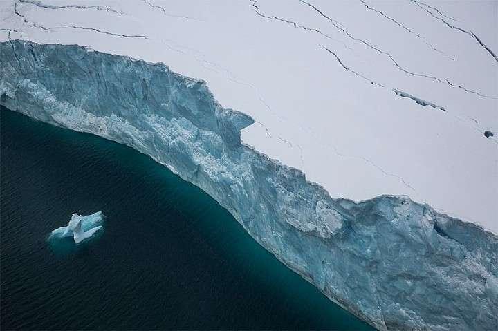 В Арктике обнаружены новые крупнейшие запасы газа