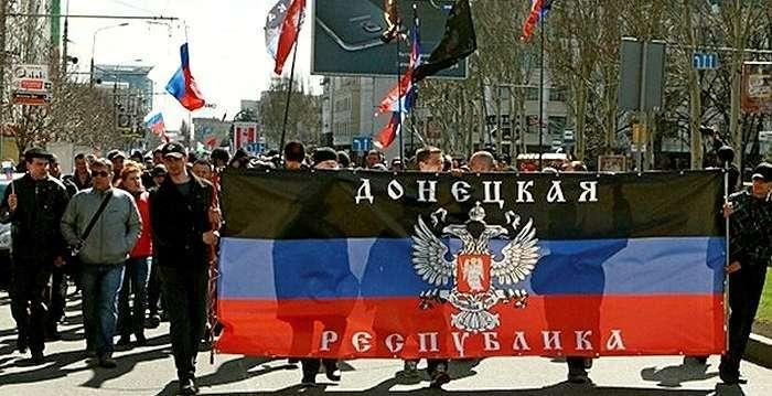 В армию ДНР вступили тысячи человек