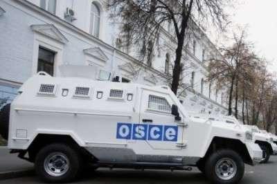 ОБСЕ прикрывает отступление киборгов из Мариуполя