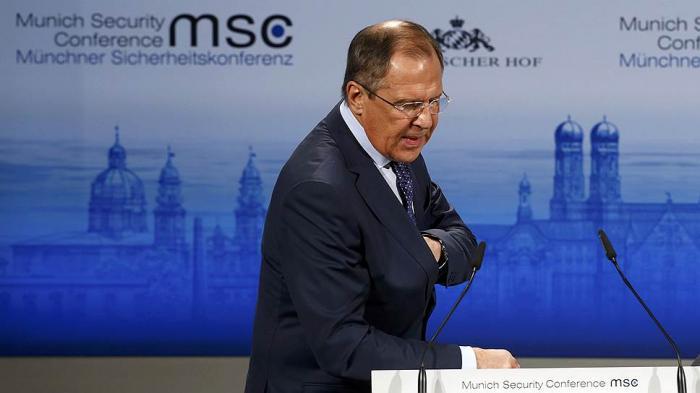Европейские дворняжки пытались разозлить министра Лаврова в Мюнхене