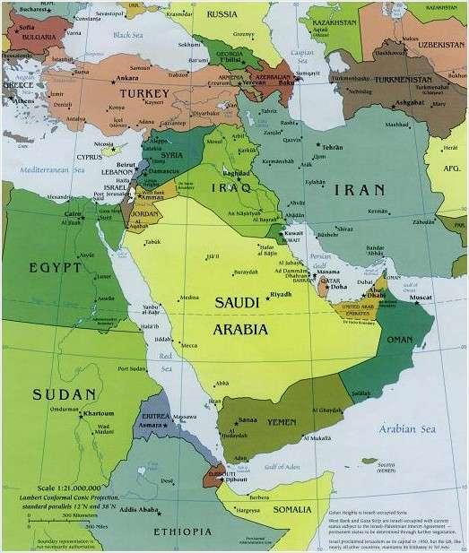 Турция vs Израиль: битва за ближневосточную  корону