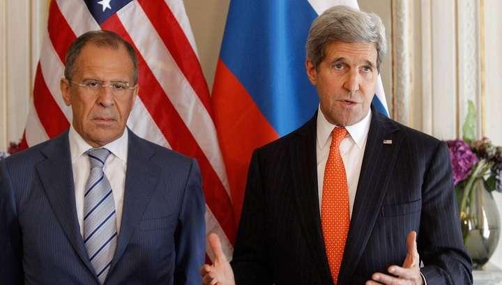Керри поддержал прошедшие в Москве переговоры по Украине
