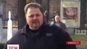 Украинский журналист Руслан Коцаба задержан СБУ за госизмену.