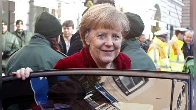 Times: Меркель подрезала крылья вашингтонским «ястребам»