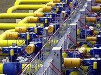 Запасы газа в европейских хранилищах упали до десятилетнего минимума