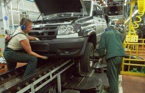 Автомобили проекта «Кортеж» будут собираться на мощностях УАЗа