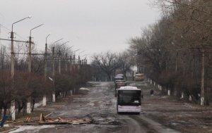 Украинские каратели выехали из Дебальцево, воспользовавшись эвакуацией мирных жителей