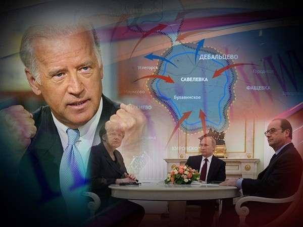США не могут смириться со своим поражением на Украине. Блогосфера сегодня