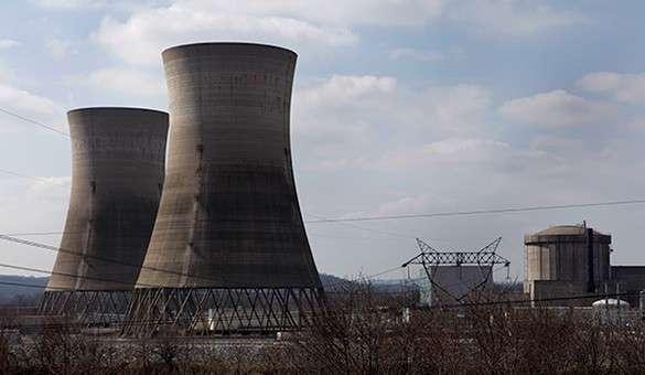 Пожар на ростовской АЭС не вызвал