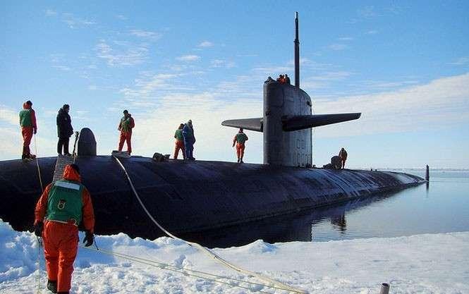 Провал НАТО в Арктике