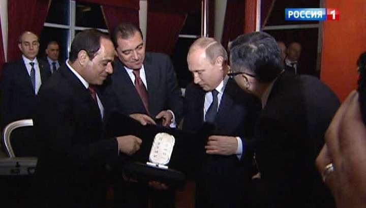 Россия и Египет сделали ставки на будущее