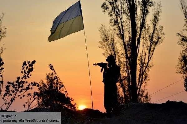 Украина, ВСУ
