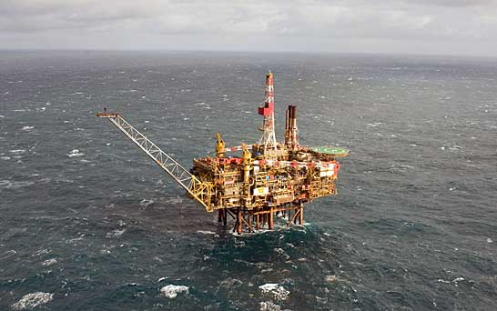 Royal Dutch Shell Plc объявила о выводе из эксплуатации нефтяного месторождения Brent в Северном море
