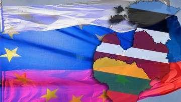 Балтия начала платить по счетам ЕС
