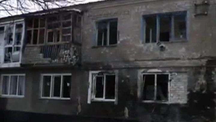 Киевские каратели возобновили обстрелы Луганска