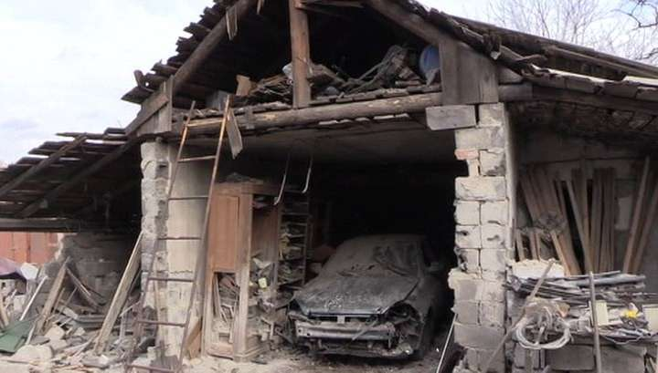 «Подготовка» к прекращению огня: новые обстрелы Донбасса