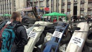 Донецкий спецназ милиции перешёл на сторону протестующих