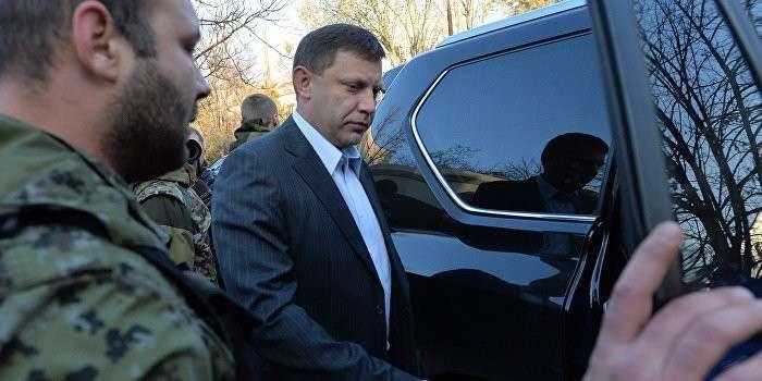 У резиденции Захарченко в Донецке прогремел мощный взрыв, есть погибшие