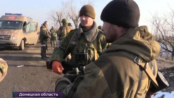 Укро-Силовики отложили перемирие на потом