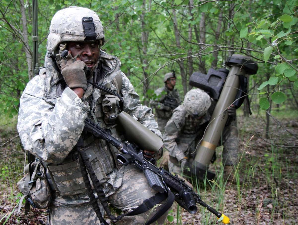 Возле Дебальцево заблокировано подразделение специальных сил НАТО