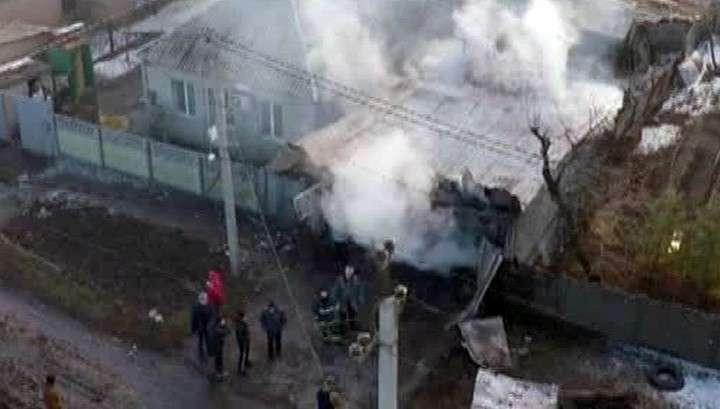 Накануне перемирия в Донецке погибли 3 человека, 13 ранены