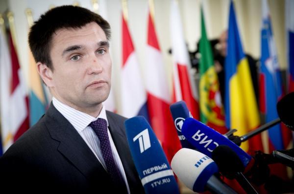 Глава МИД Украины Климкин признал, что ВСУ не контролируют ситуацию в Дебальцево