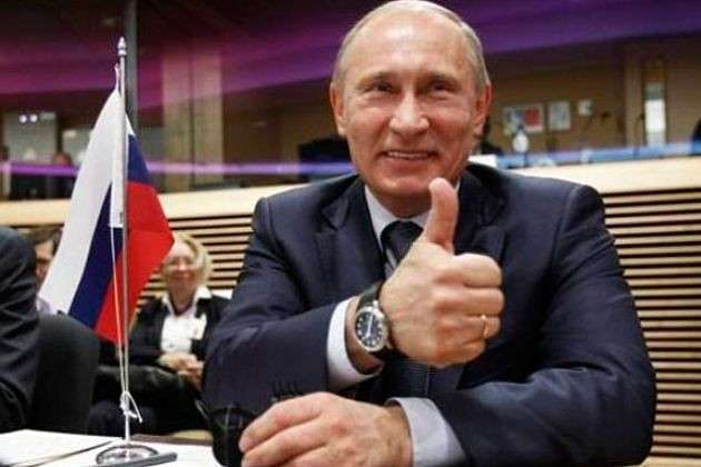 Влад Путин невыносим