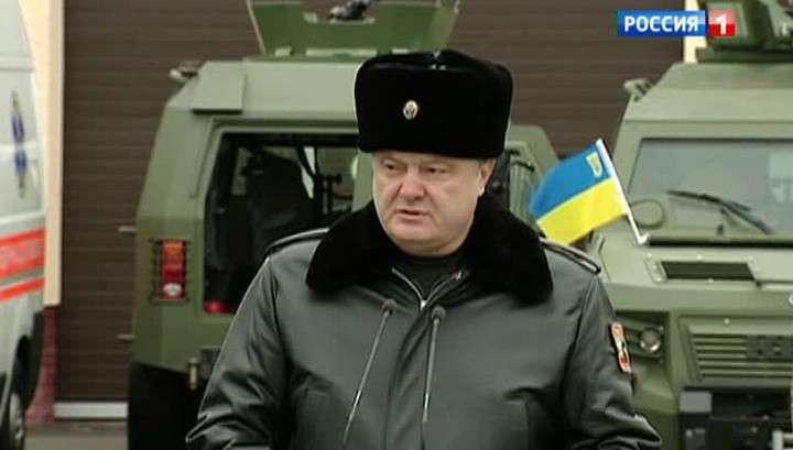 Самозванец Порошенко поссорился с союзниками из-за кума