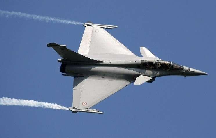 Индия отказалась покупать у Франции истребители Rafale