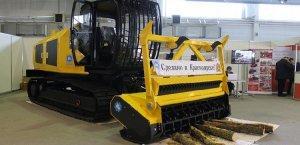 В Красноярске разработали и собрали уникальную машину