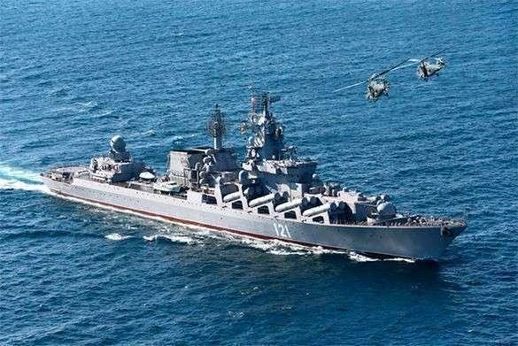 Вашингтон не знает, что делать с русским кораблем-разведчиком у Флориды. Корабль ВМФ России