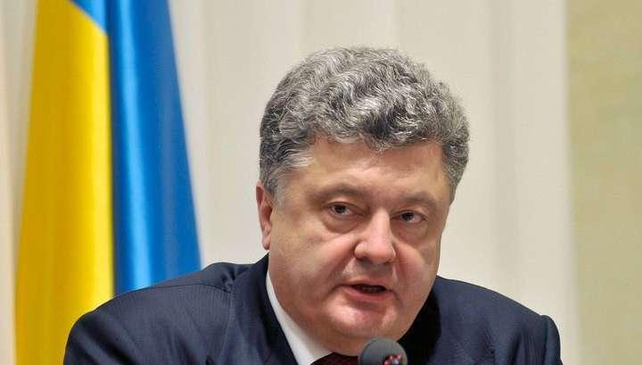 Самозванцу Порошенко предложили отдать народу фабрику в Липецке