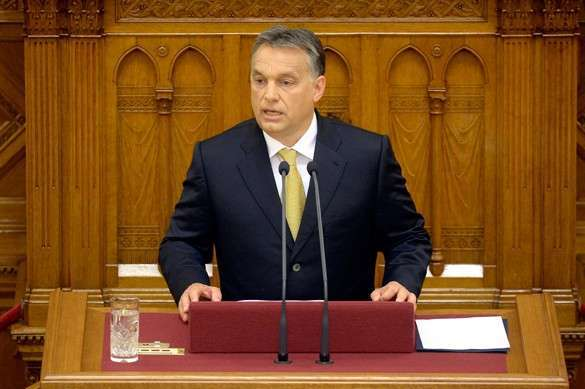 Орбан отклоняется от линии ЕС - славяновед.