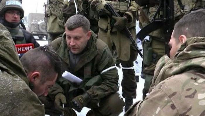 Дебальцевский котёл: укро-военные начали сдаваться