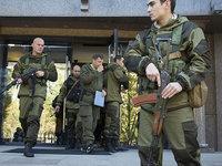 Глава ДНР Александр Захарченко ранен в Дебальцево