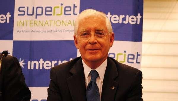 Генеральный директор Interjet Хосе Луис Гарса . Архивное фото