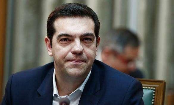 Греция начала