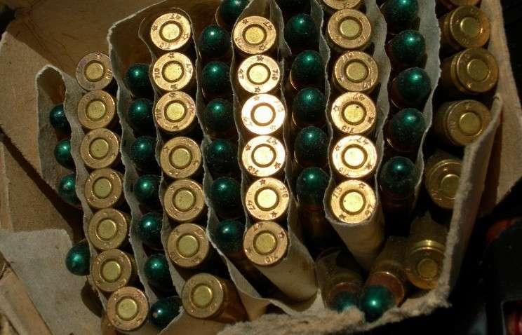 ФСБ изъяла в Крыму схроны с оружием для организации