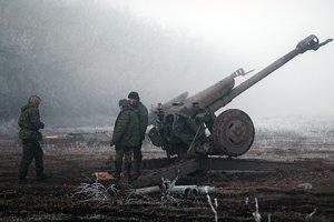 В ДНР рассказали о стягивании силовиками тяжелого вооружения к Дебальцево