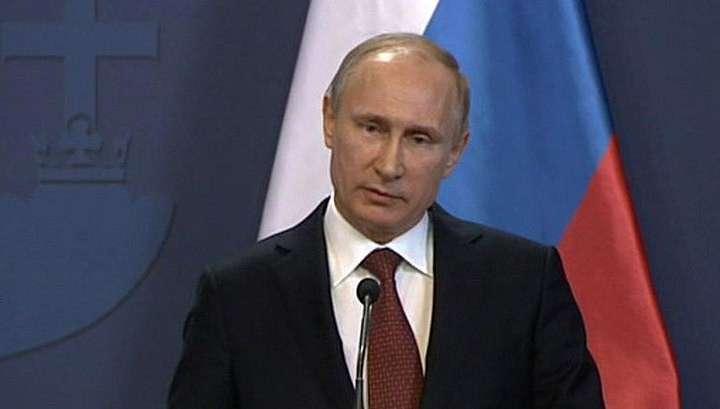 Владимир Путин: Дебальцево объяснимо и прогнозируемо