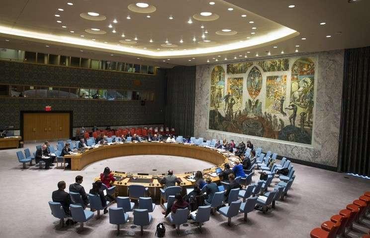 СБ ООН единогласно принял предложенную Россией резолюцию в поддержку минских соглашений