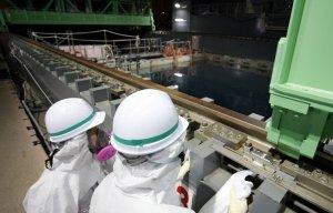 Российские атомщики разработают эскиз установки для очистки вод АЭС «Фукусима-1»