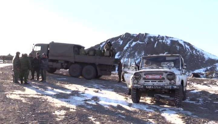 Дебальцево: силовики пытаются стянуть к котлу тяжелое вооружение